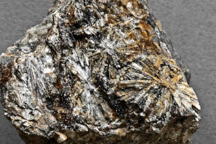 Andalusite (var. Chiastolite)