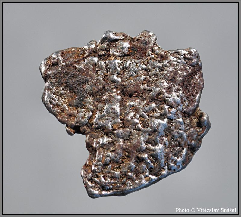 Meteorite (fe, Ni)