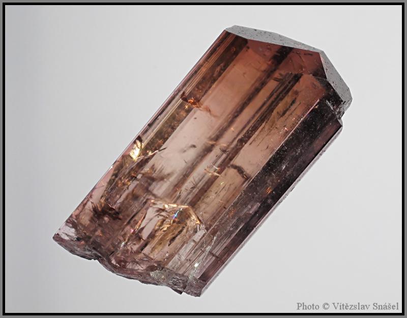 Elbaite (var. Rubellite)