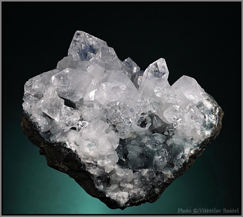 Apophyllite, Prehnite