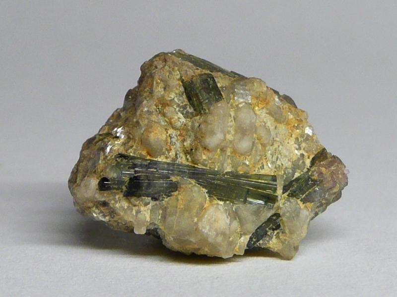 Elbaite, Foitite, Quartz