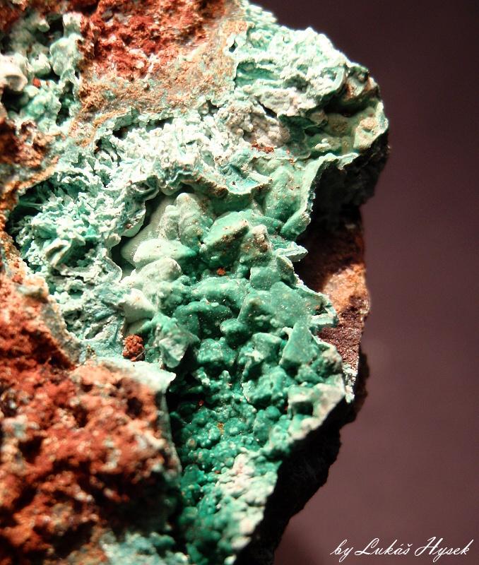 Malachite, Chrysocolla