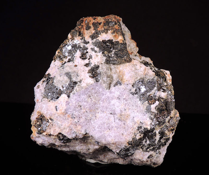 Galenit, Sfalerit, Fluorit
