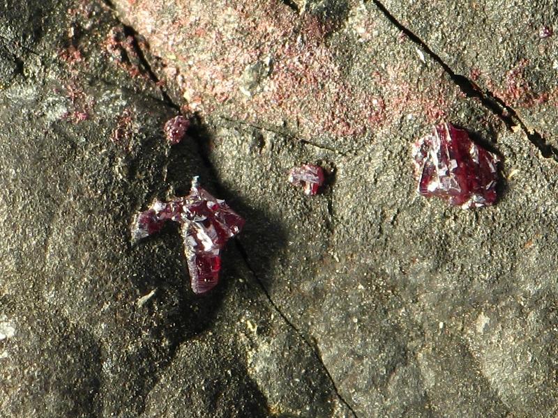 Pyragyrite, Arsenic