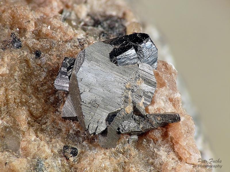 Arzenopyrit, Kassiterit