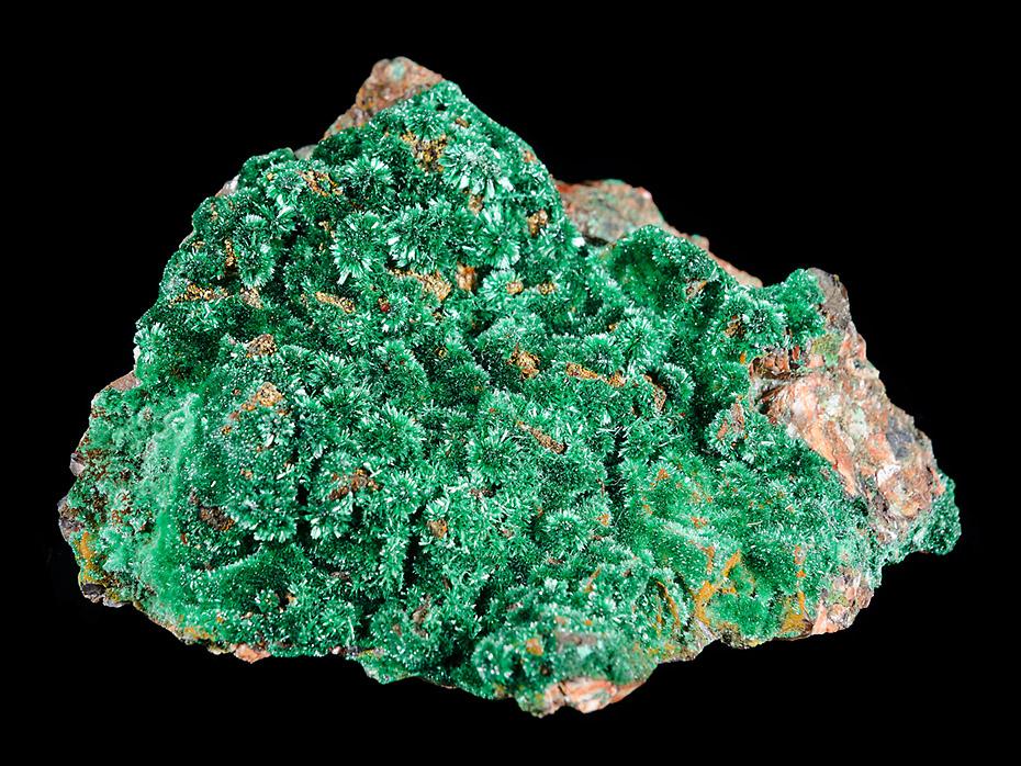 Brochantite
