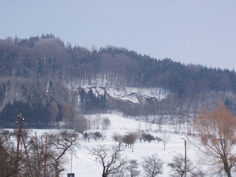 Kozákov, Česká republika