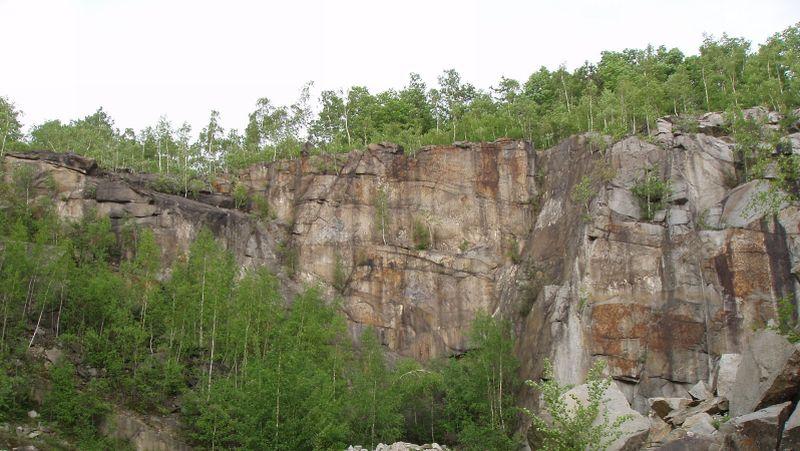 Žulová, Boží hora, Česká republika
