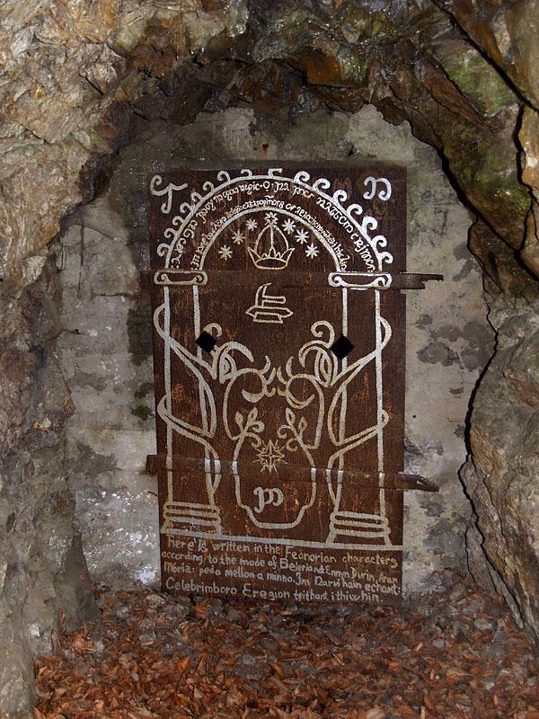 Borovec, štola Mír, Česká republika
