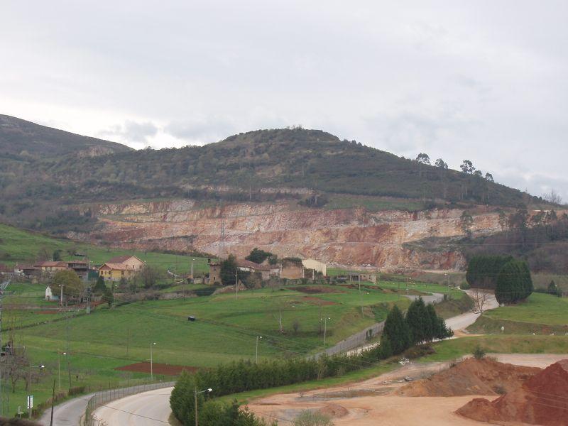 Monte Naranco, Asturias, Španělsko