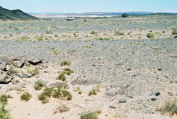 Durbent Doritu, Mongolia