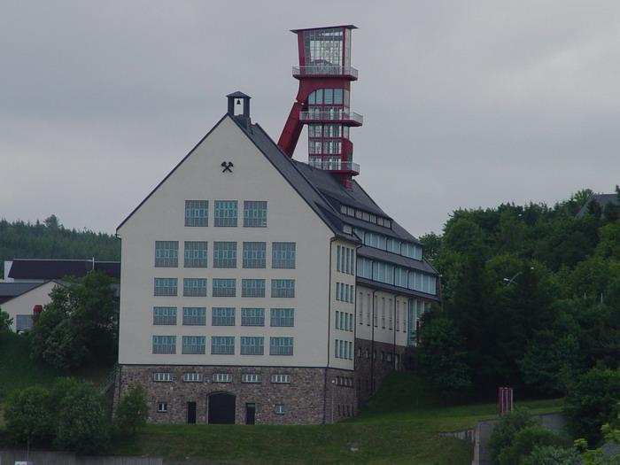 Altenberg, Německo
