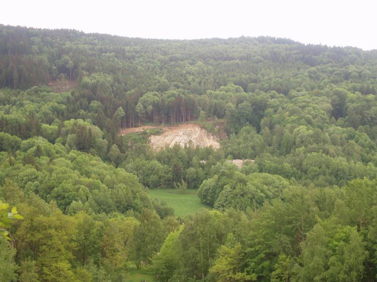Vápenná, Vycpálkův lom, Česká republika