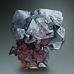 Cuprite (copper I oxide) - Mineral Properties and Occurence