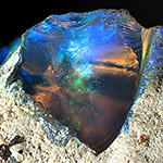 Opal - The Colorful Silica