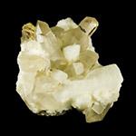 Focení minerálů na černém pozadí