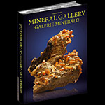 Recenze knihy Galerie minerálů od Marcela Vaneka